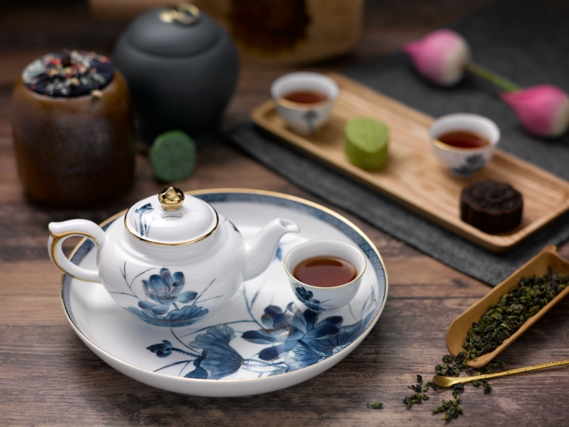 Trò chuyện về trà Việt với nghệ nhân Hoàng Anh Sướng